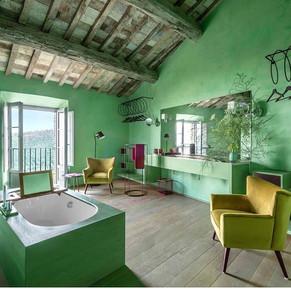Luxury View Suite disegnata da Ilaria Miani