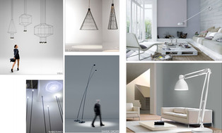 Composit di lampade