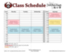 Class Schedule June 29 2020.JPG