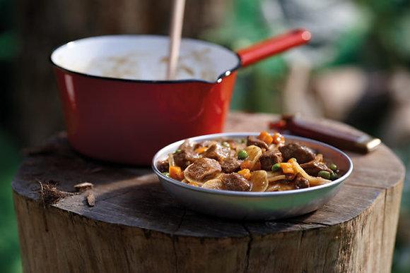 Happy Yak Migoté Boeuf aux Légumes et Pommes de Terre