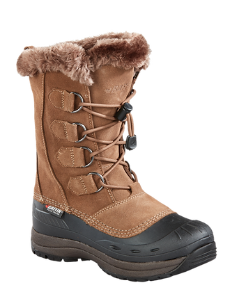 Baffin Chlore Taupe  Femme