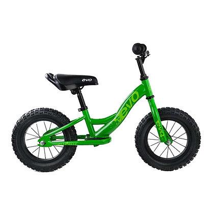 EVO Beep Beep Runner Bike Vélo d`Equilibre avec Marche pieds