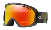 Oakley O Frame 2.0 XL Dark Brush Camo / Fire Iridium