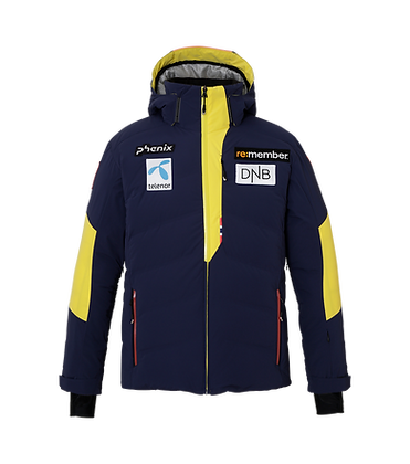 Phenix Norway Alpine Team Hybrid Manteau en Duvet
