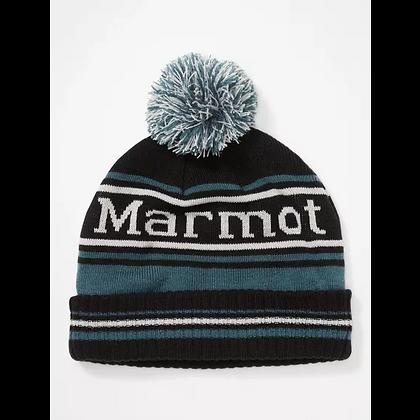 Marmot Retro Pom Beanie Tuque