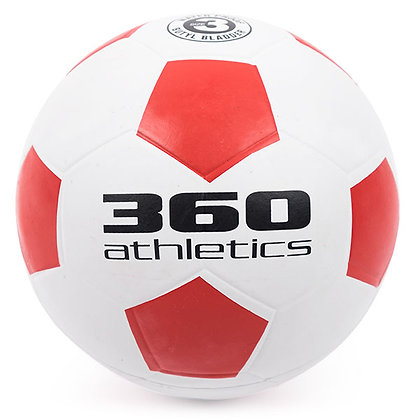 360 Athletics Rubber Ballon Soccer