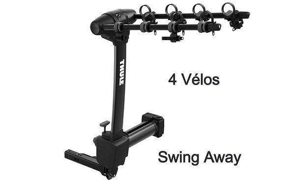 Thule Apex Swing 4 Vélos