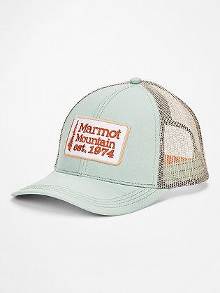 Marmot Retro Trucker Casquette en Mesh