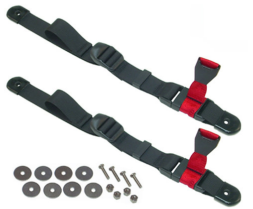 Seals Skirt Paddle Float Rescue Strap