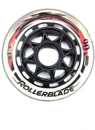 Rollerblade Roue kit de 8