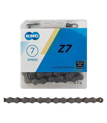 KMC Z7 Chaine 7v 116 maillons