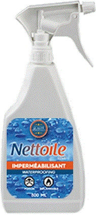 Nettoile imperméabilisant
