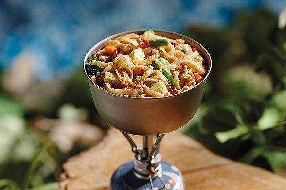 Happy Yak - Pad Thaï aux légumes et arachides