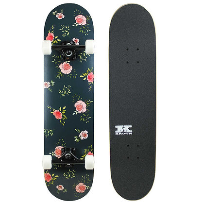 KMC Complete Flowers Skateboard Complete