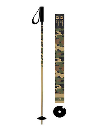 Armada Triad Camo Baton de ski