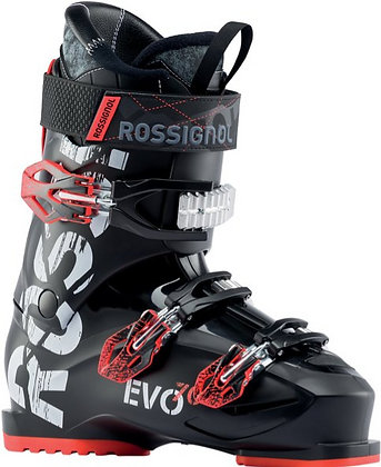 Rossignol EVO 70 Noir/Rouge