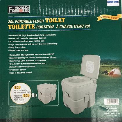World Famous Toilette 20 Litres