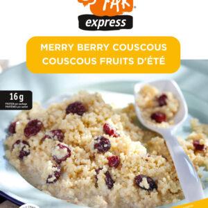 Happy Yak Couscous aux Fruit d`été
