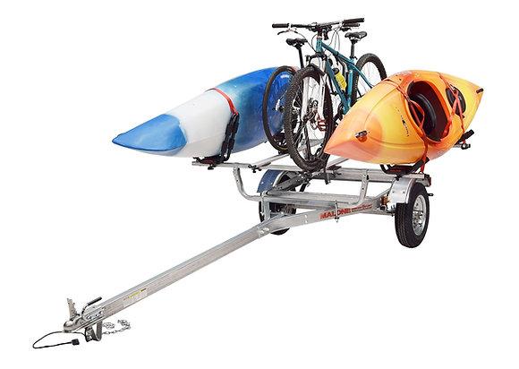 Malone  MicroSport Trainer + 2 Supports Vélos & 2 Kayaks