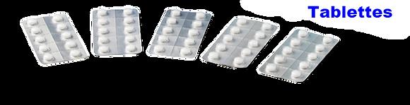 Pristine Tablette (50)