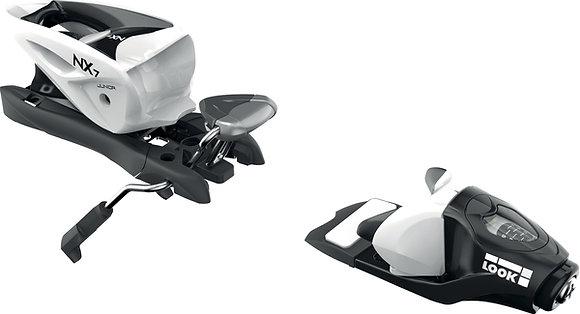 LOOK NX JR 7 Noir/Blanc