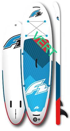 F2  Free 11.6 PaddleBoard Gonflable Planche à Pagaie