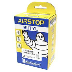 Michelin Airstop  Butyl Tube 700