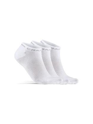 Craft Core Dry Shaftless Bas court Unisexe en Paquet de 3 paires