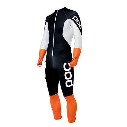 Poc Skin Suit JR Uranium Noir/Hydrogen Blanc