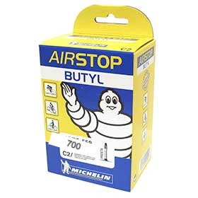 Michelin Airstop  Butyl Tube 700x18-23