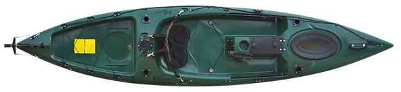Riot Escape 12 Angler Kayak Camo