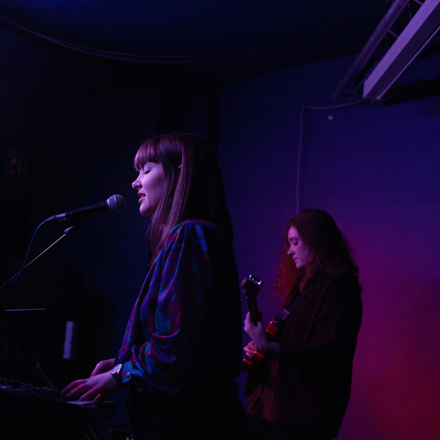 PINLIGHT live (credit: Delia Spatareanu)