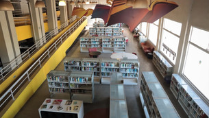Biblioteca Parque de Manguinhos reabre ao público na próxima segunda
