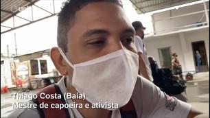 Líderes comunitários do Jacarezinho narram os horrores da chacina
