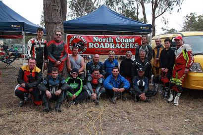 2010 NCRR members at BC