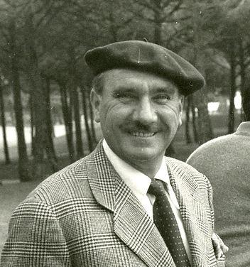 Javier Arana en El Prat