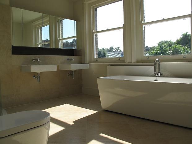 high spec bathroom design