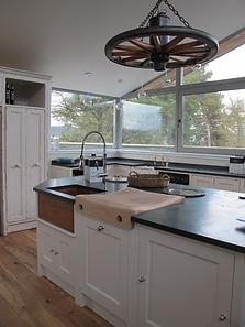 Eco home kitchen