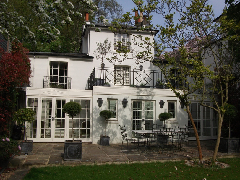 listed building sensitively designed extension
