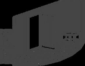 Axonometric of pod boot room