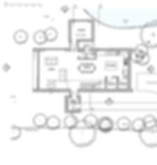 Low impact home ground floor plan