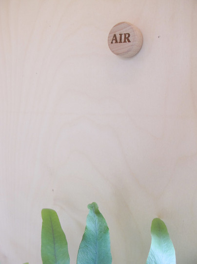 Ventilation holes