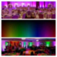 Sweet n Design Wedding Up Lighting