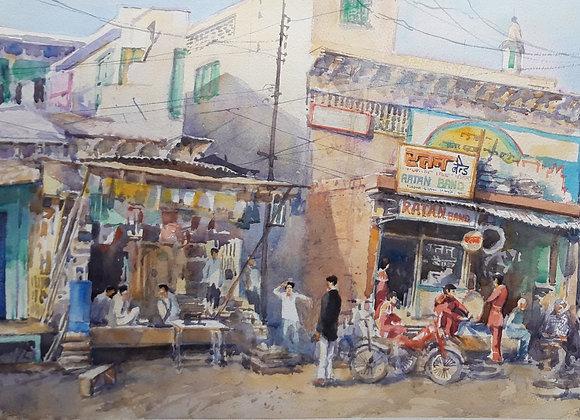 Down Town Agra