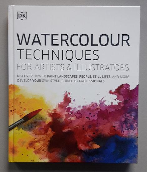 Watercolour Techniques Book