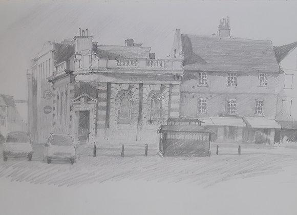 Market Square, Hitchin