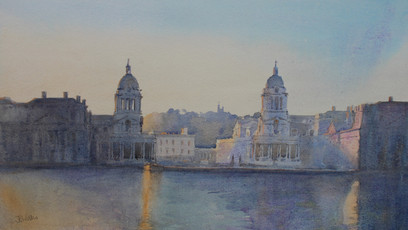 First Light, Greenwich