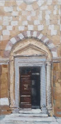 Trequanda Door oil on canvas.jpg