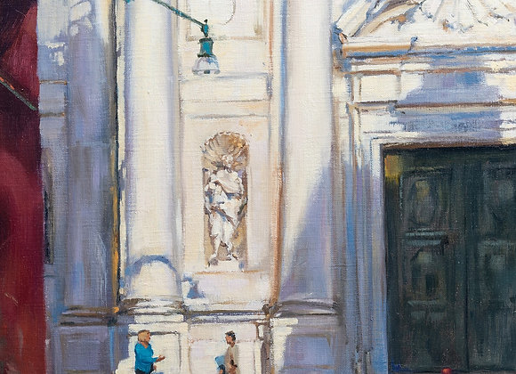 Sacra Convesazione, Venice