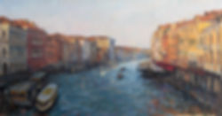 Good Morning Rialto  oil on canvas.jpg